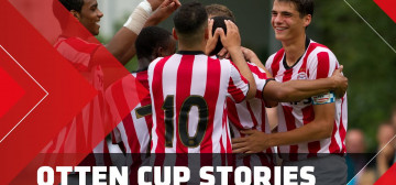 OTTEN CUP STORIES | PSV vs. Barca in 2011